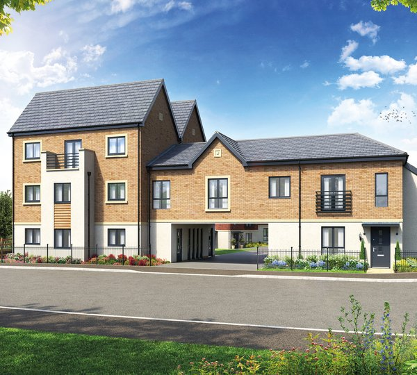 Dartmouth Drive, Milton Keynes, Buckinghamshire Image