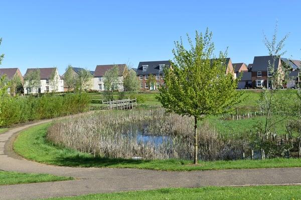 Swiftsure Drive, Milton Keynes, Buckinghamshire Image