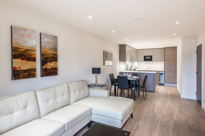 2 bedroom(s) apartment to sale in Constantine House, Beaufort Park , London-image 1
