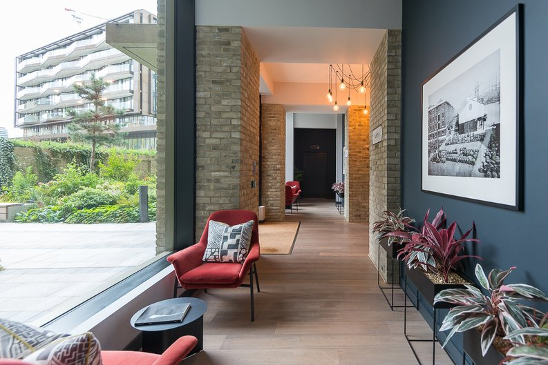 1 bedroom(s) apartment to sale in Emery Wharf, 1 Emery Way, Royal Mint, Wapping-image 10