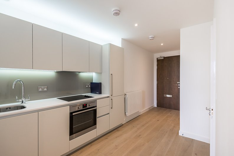 1 bedroom(s) apartment to sale in Maltby House, 2 Ottley Drive, London-image 1