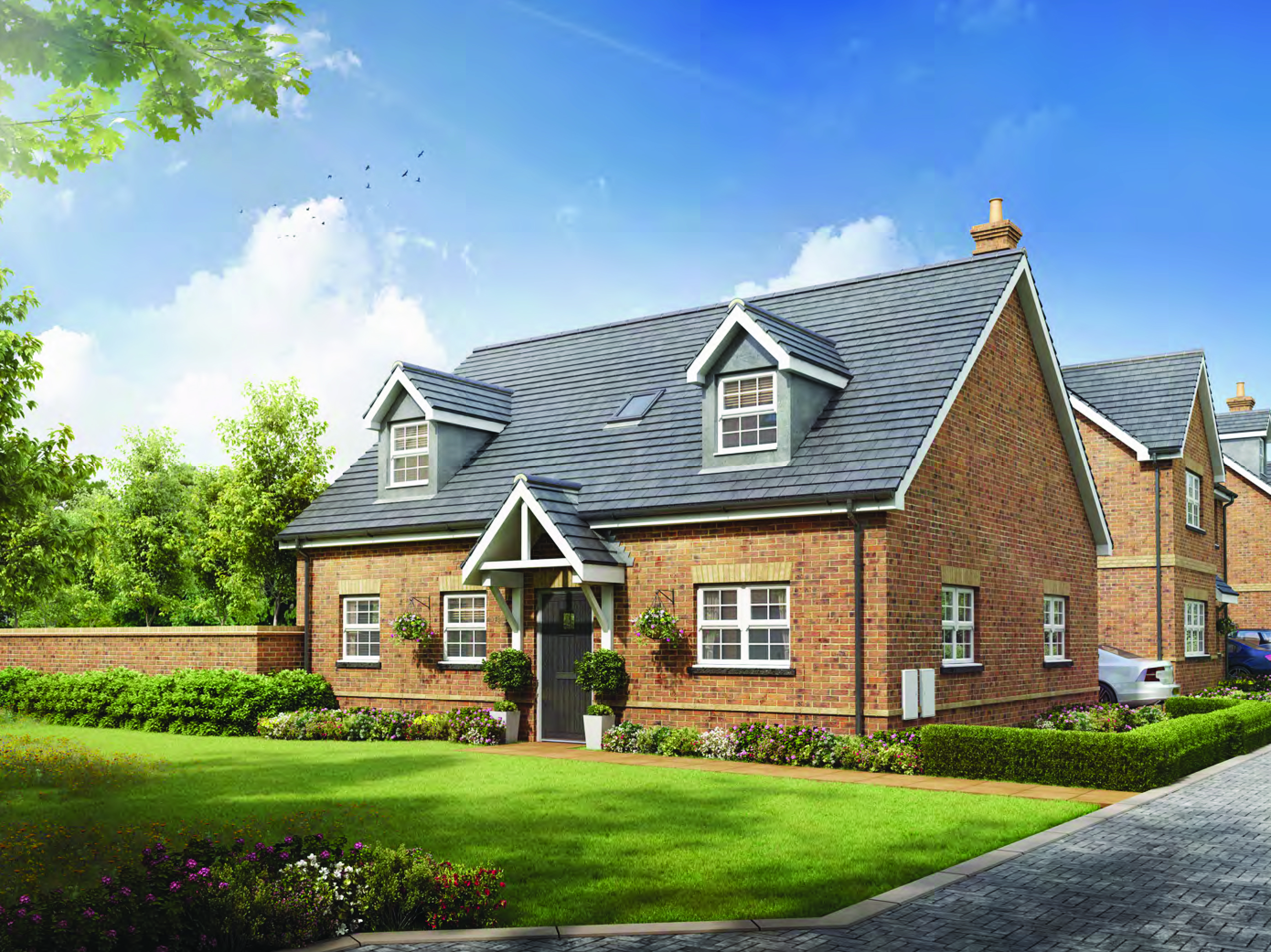 Newbury Lane, Bedfordshire Image