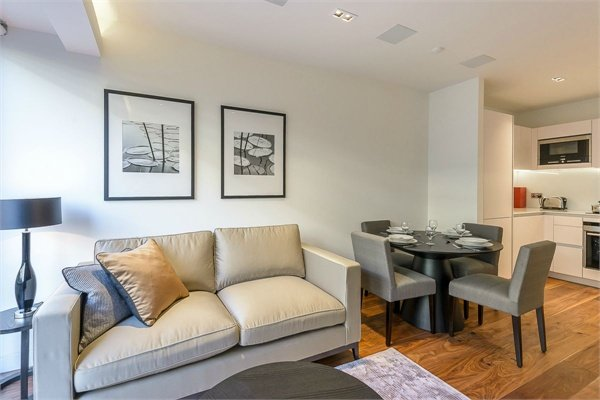 1 bedroom(s) apartment to sale in Wood Street, Barbican, London-image 3