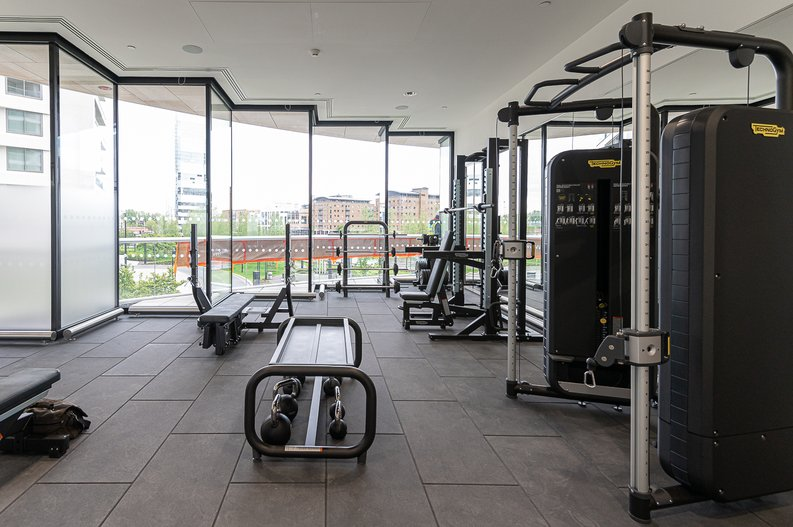 Studio apartment to sale in One Park Drive, Canary Wharf, London-image 20
