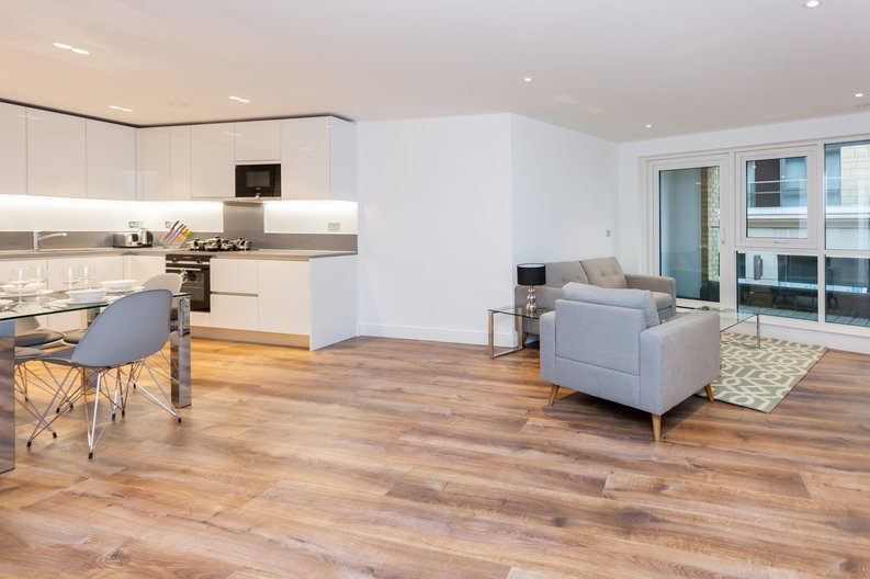 2 bedroom(s) apartment to sale in Quartz House, Dickens Yard-image 1