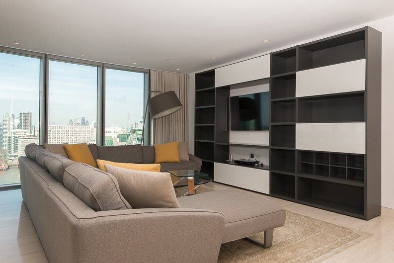 3 bedroom(s) apartment to sale in St George Wharf, Vauxhall, London-image 22