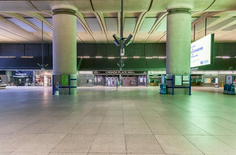 1 bedroom(s) to sale in Hampton Tower, South Quay Plaza, Marsh Wall, Canary Wharf-image 6
