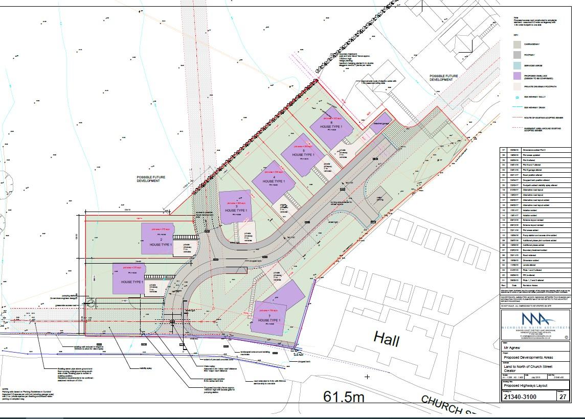 Plot 1 Church Crescent property image