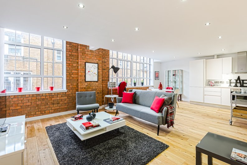 2 bedroom(s) apartment to sale in Rococco House, 65 Princelet Street, Spitalfields-image 1