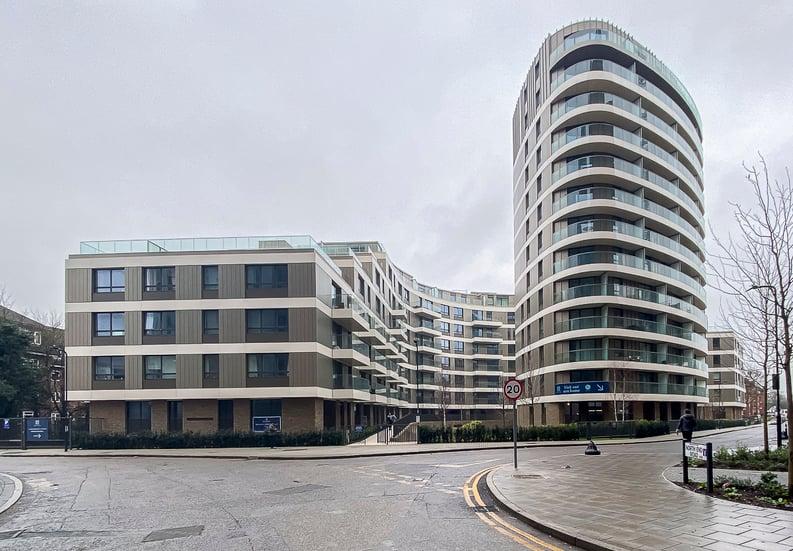 2 bedroom(s) apartment to sale in Maclaren Court, North End Road, Wembley Park, Wembley-image 1