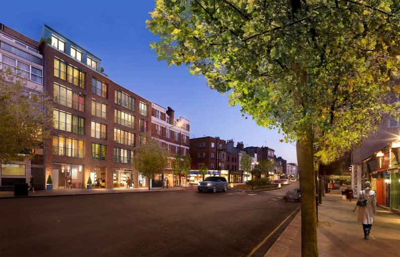 1 bedroom(s) apartment to sale in Kensington Church Street, London-image 6