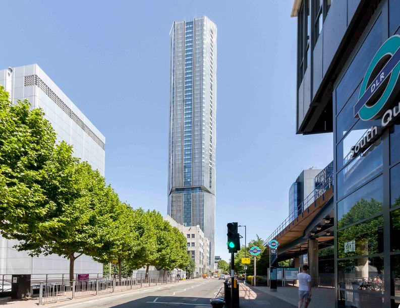 1 bedroom(s) apartment to sale in The Madison, Marsh Wall, Canary Wharf-image 22