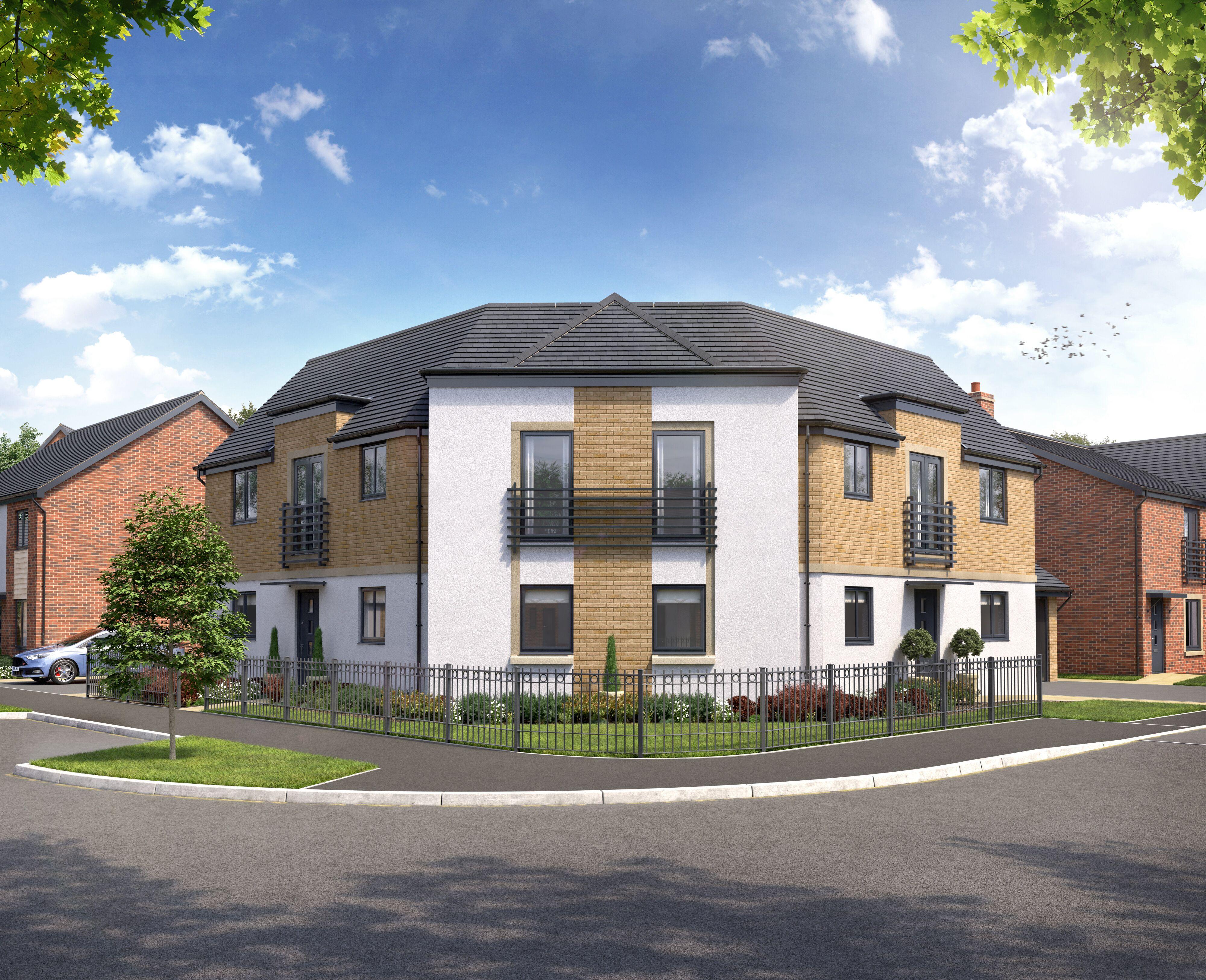 Oakworth Avenue, Milton Keynes, Buckinghamshire Image