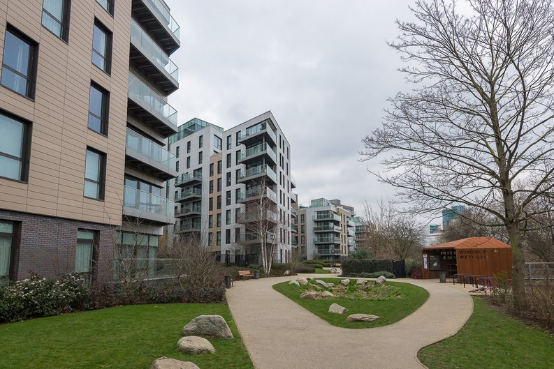 1 bedroom(s) apartment to sale in Willowbrook House, Woodberry Down, Finsbury Park-image 6
