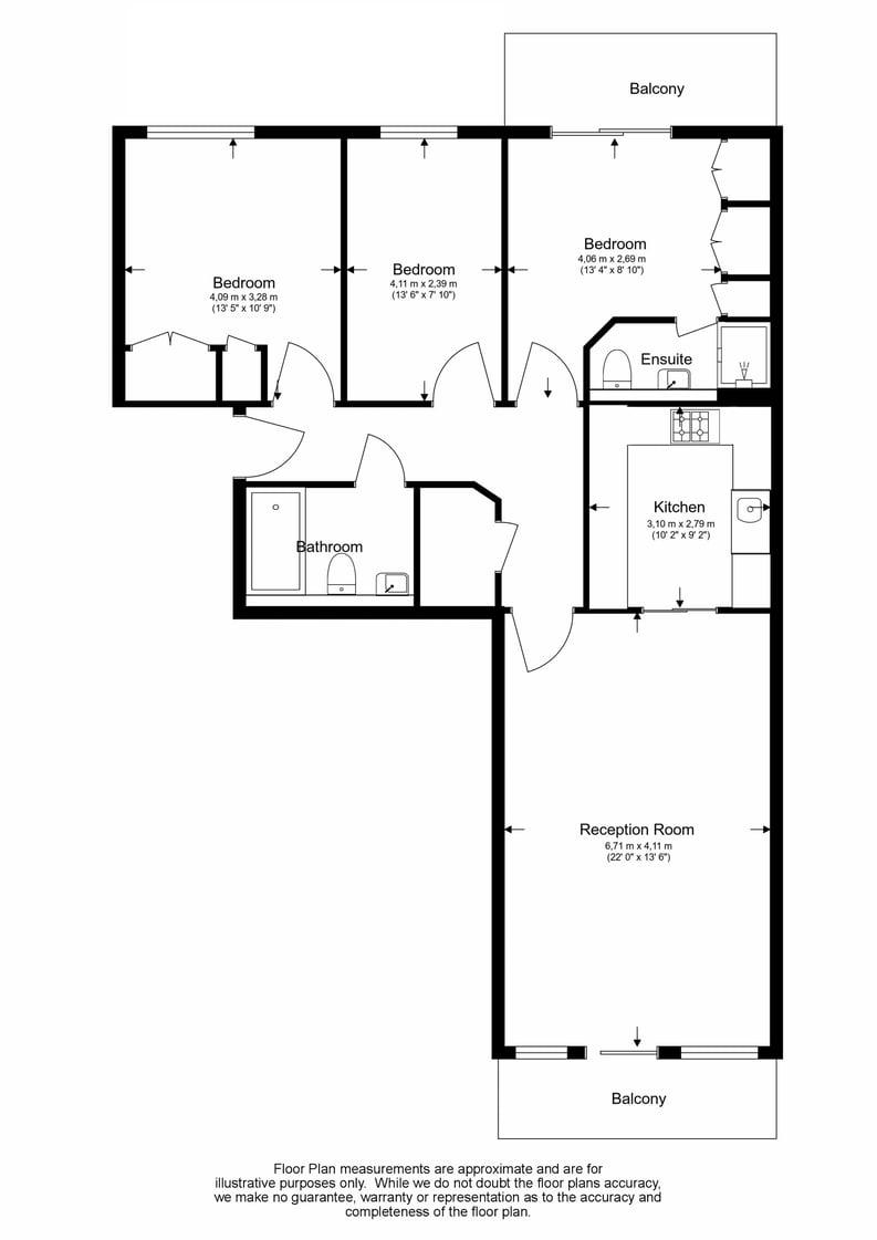 3 bedroom(s) apartment to sale in Lensbury Avenue, Imperial Wharf, London-Floorplan