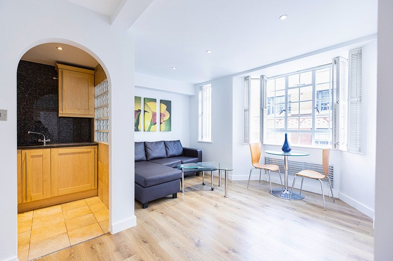 1 bedroom(s) apartment to sale in Chelsea Cloisters, Sloane Avenue, Chelsea-image 1