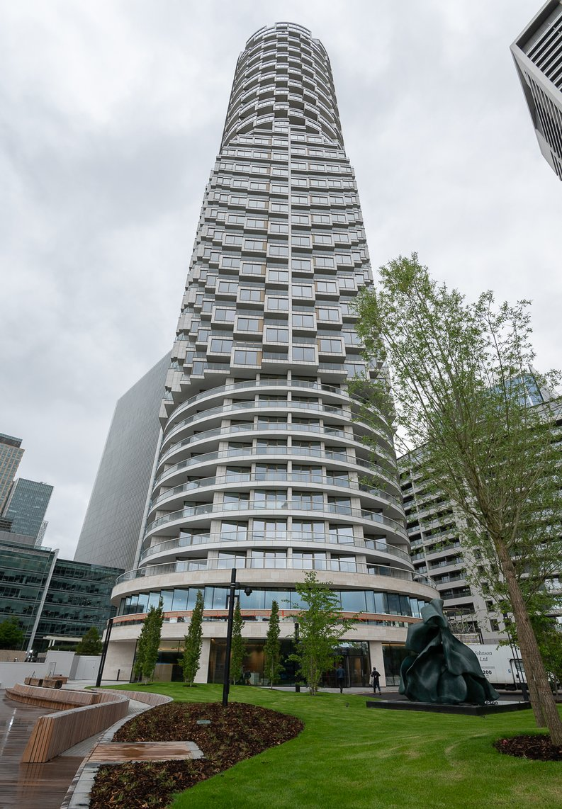Studio apartment to sale in One Park Drive, Canary Wharf, London-image 22