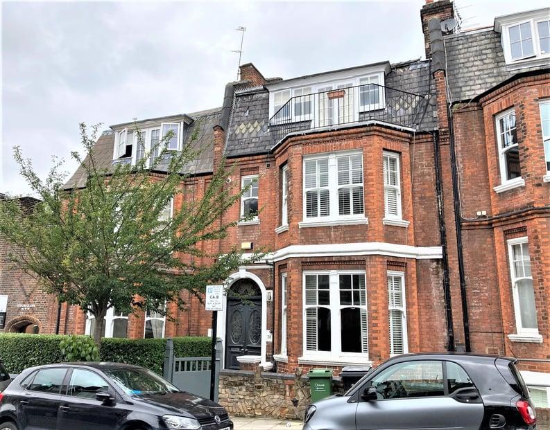 6 bedroom(s) house to sale in Glenloch Road, Belsize Park, London-image 1