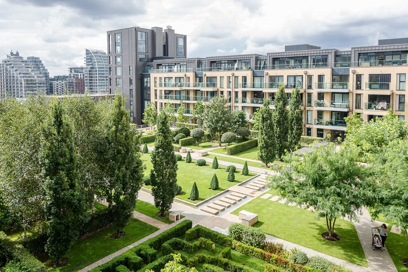 2 bedroom(s) apartment to sale in Westbourne Apartments, 5 Central Avenue, Imperial Wharf-image 1