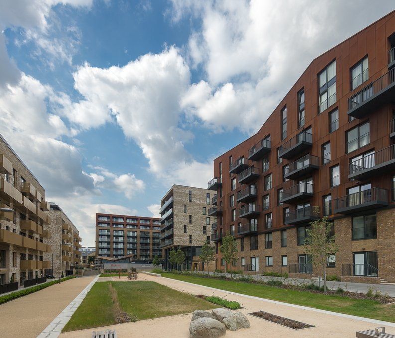 1 bedroom(s) apartment to sale in Baroque Gardens, Mary Rose Square, Surrey Quays-image 12