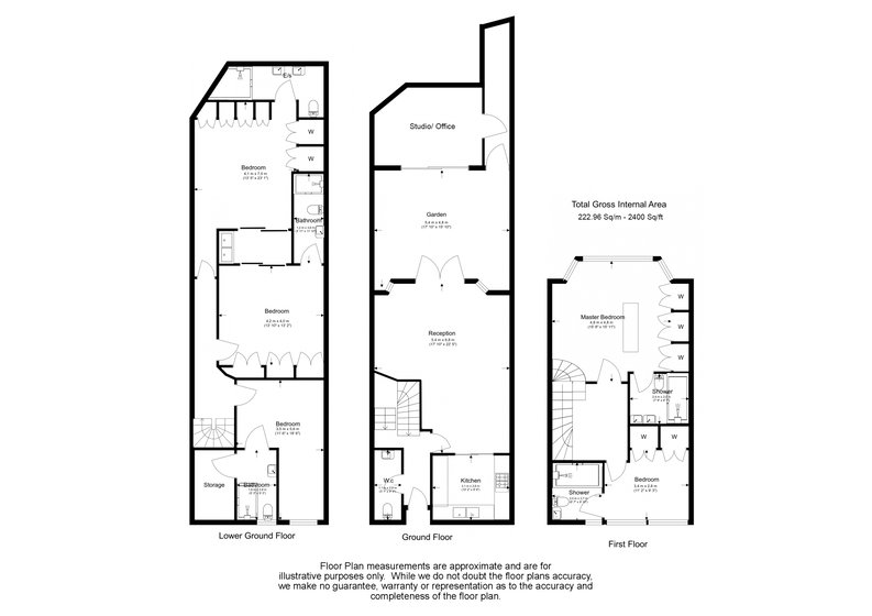 5 bedroom(s) house to sale in Cadogan Lane, Knightsbridge-Floorplan