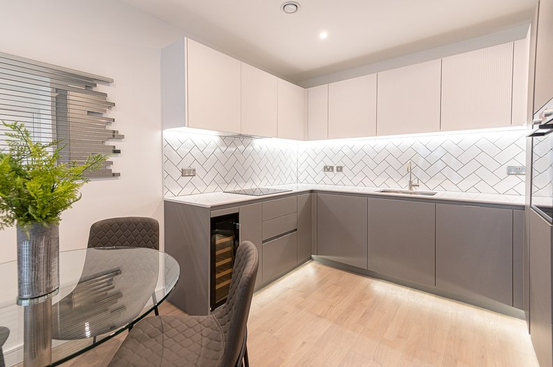 1 bedroom(s) apartment to sale in The Green Quarter, Sibley House, Southall Waterside, London-image 3
