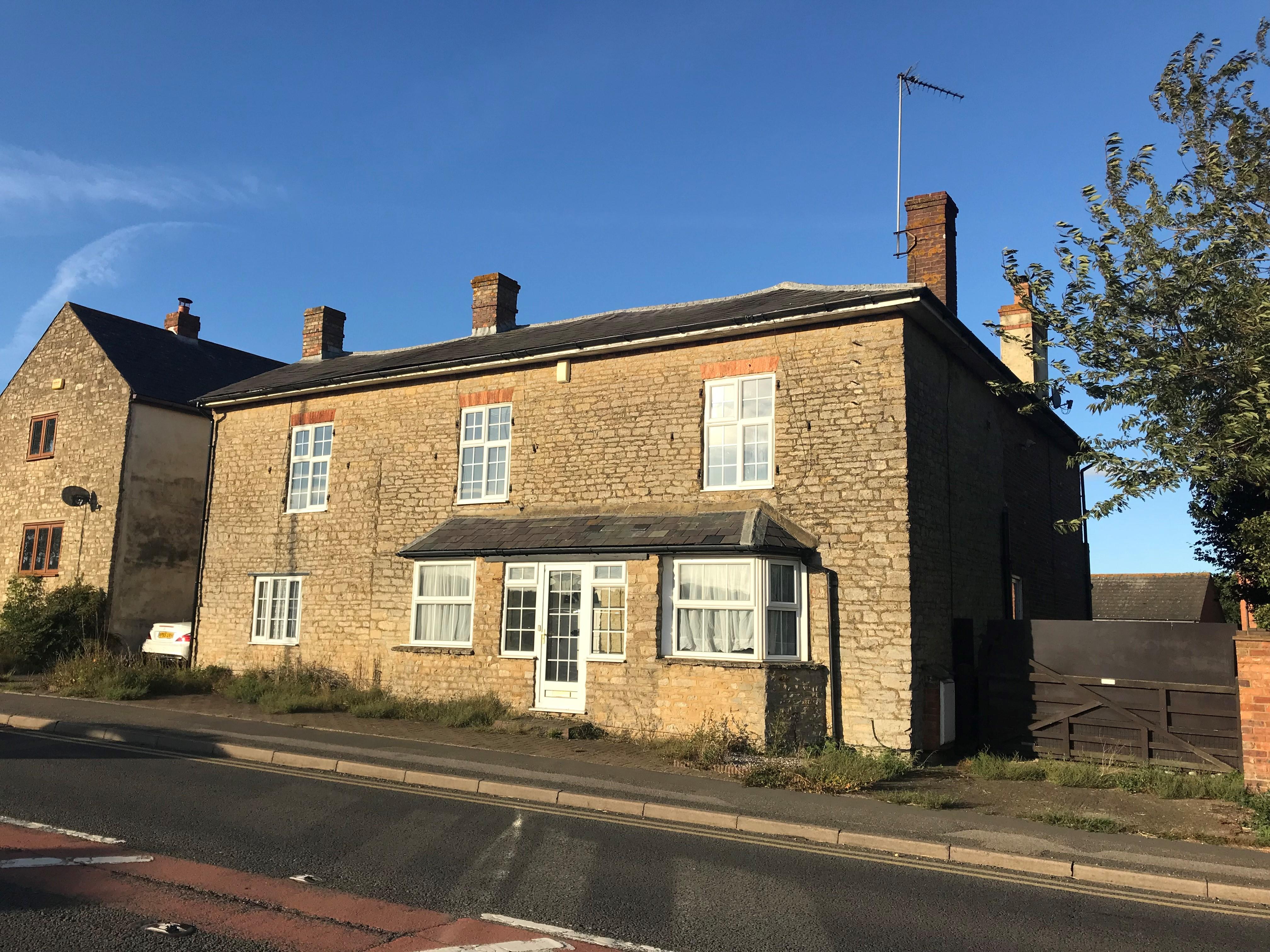 Watling Street, Towcester, Northamptonshire Image