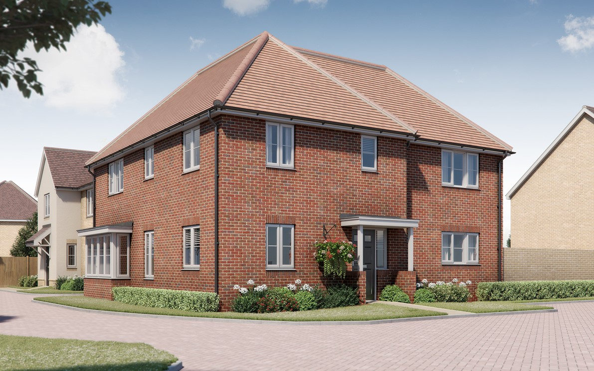 Plot 145, The Tapley, Bedford Image