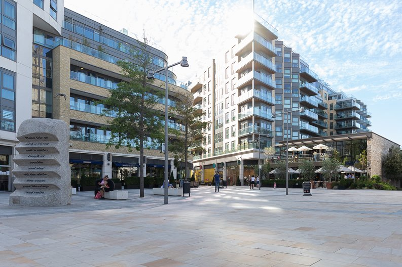 1 bedroom(s) apartment to sale in Chapman House, Filmworks, Ealing-image 3