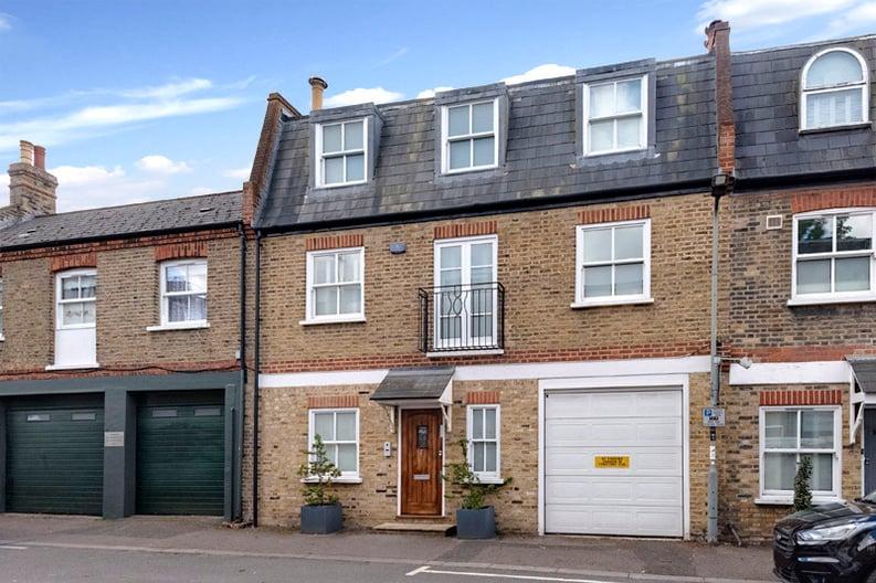 4 bedroom(s) house to sale in Rosemont Road, Hampstead, London-image 1