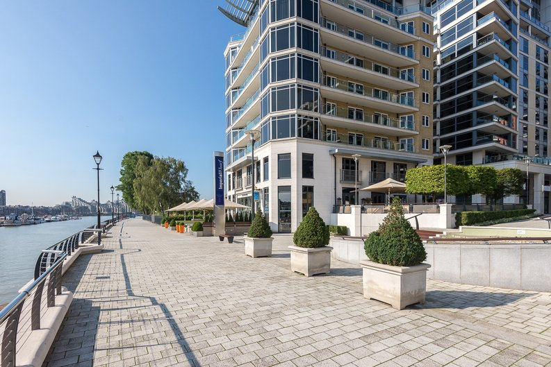 2 bedroom(s) apartment to sale in Regency House, The Boulevard, Imperial Wharf, Fulham-image 10