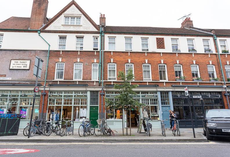 Studio apartment to sale in Plough Yard, Shoreditch-image 12