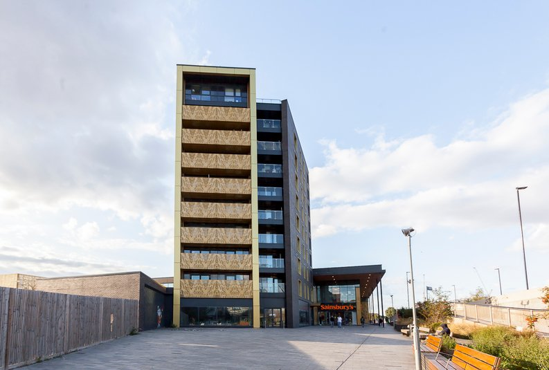 2 bedroom(s) apartment to sale in Hippersley Point, 4 Tilston Bright Square, Abbey Wood-image 10