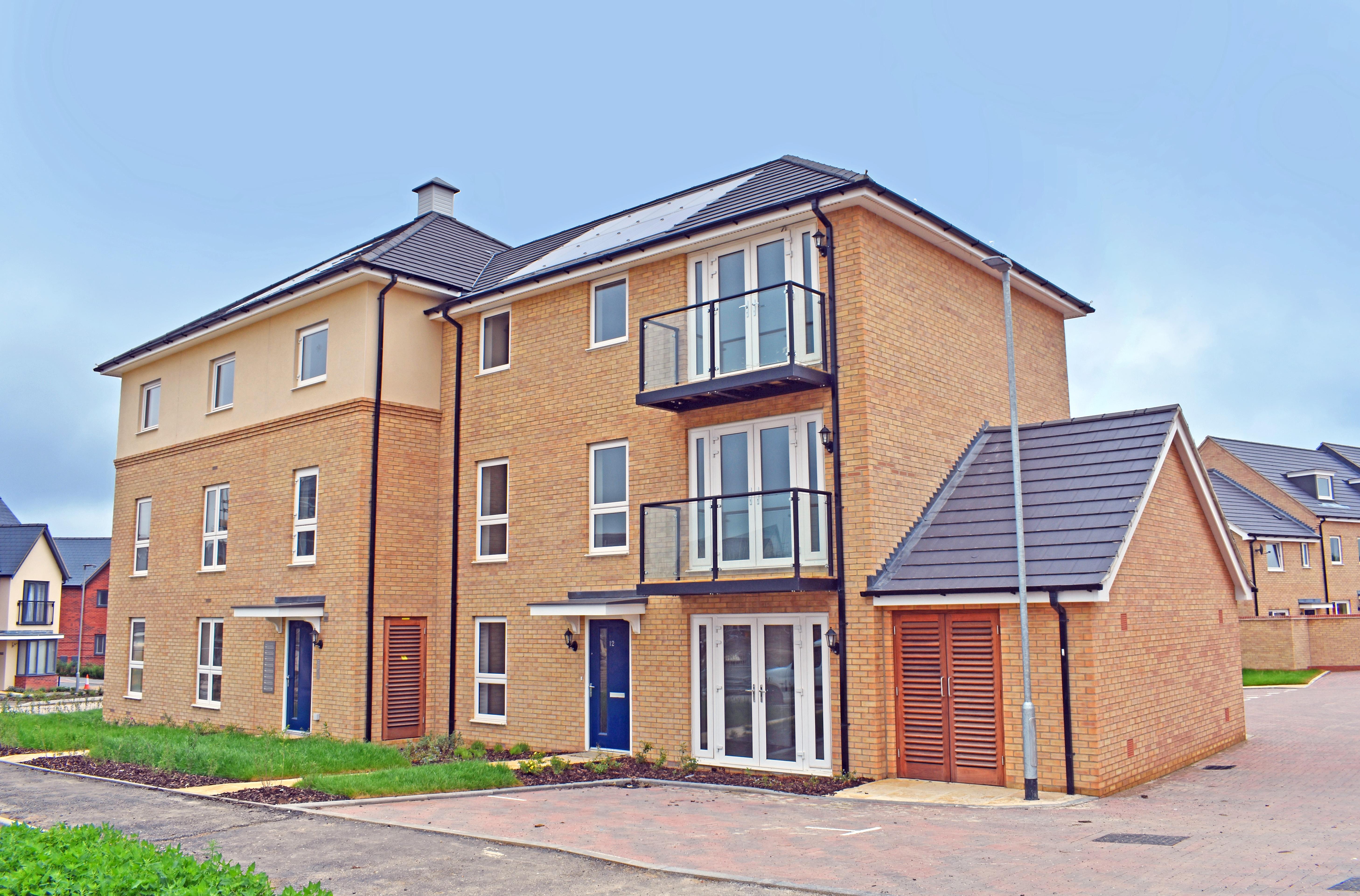 Flat 5, 19 Angus Way , Milton Keynes , Buckinghamshire Image