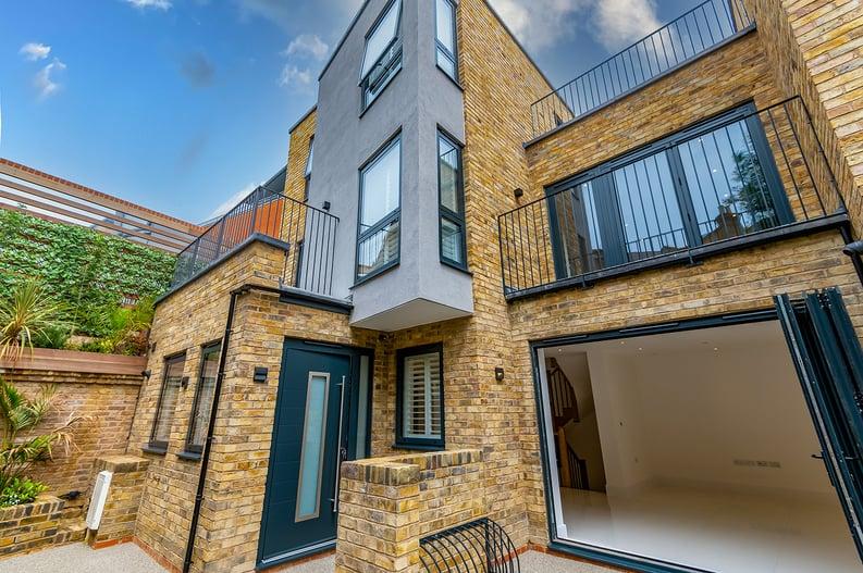 4 bedroom(s) house to sale in Coachworks Mews, Hampstead Borders , London-image 1