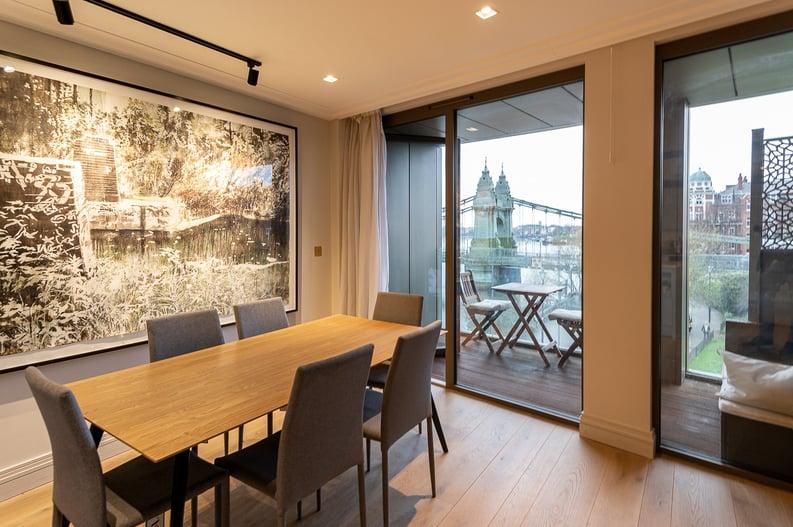 2 bedroom(s) apartment to sale in Queens Wharf, Crisp Road, Hammersmith-image 3