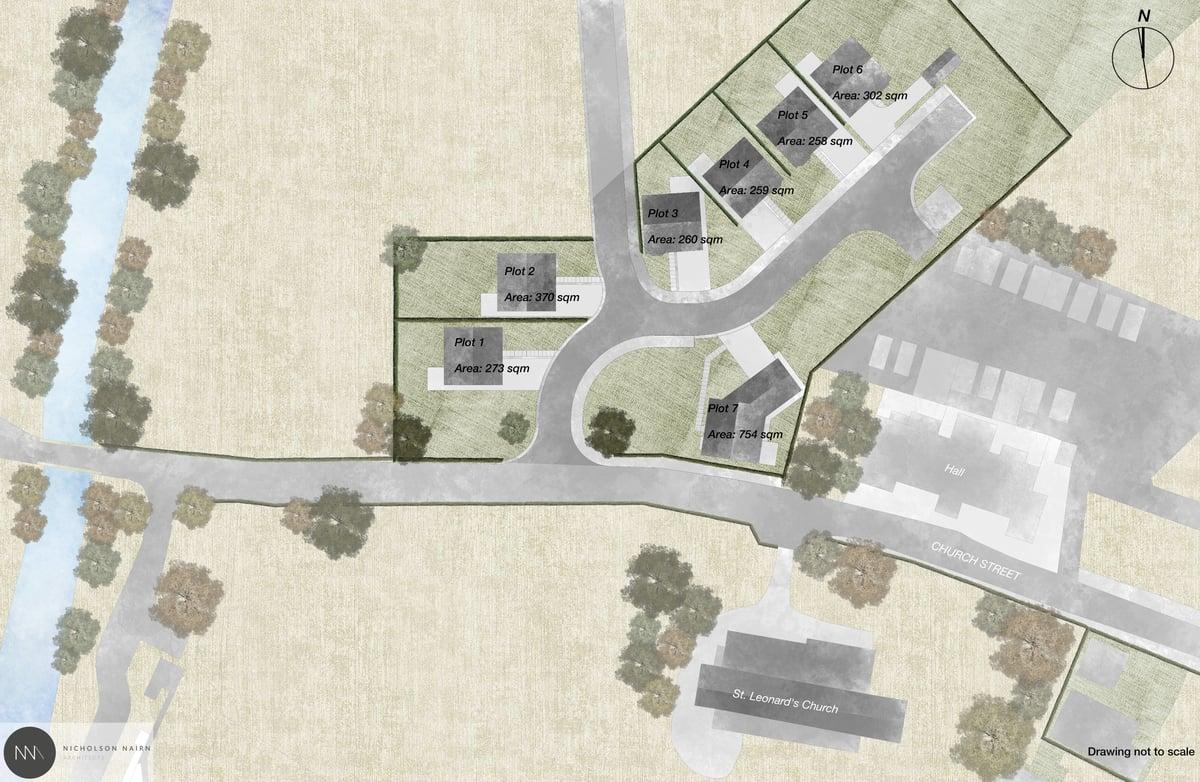 Plot 3 Church Crescent property image