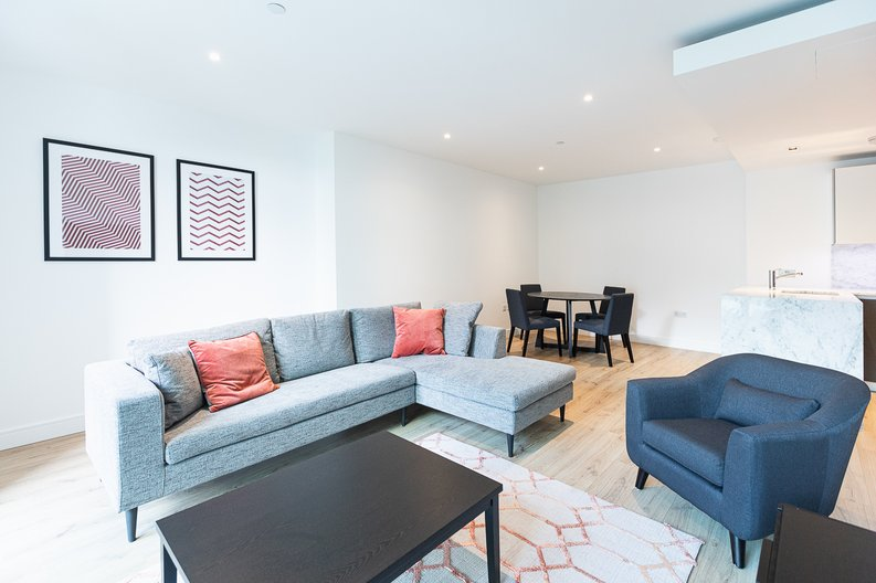 2 bedroom(s) apartment to sale in Marquis House, Sovereign Court, Hammersmith-image 1