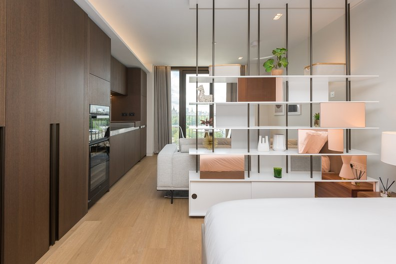 1 bedroom(s) apartment to sale in Casson Square, Southbank Place, Waterloo, London-image 11