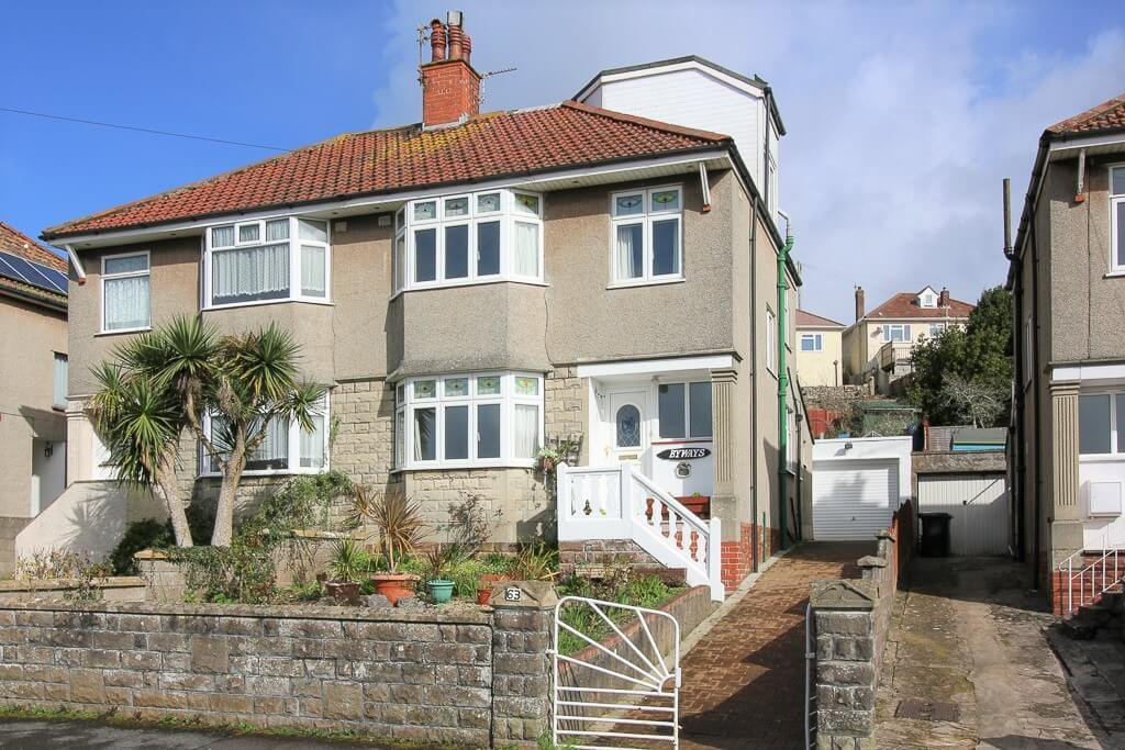 Westbrook Road, Milton Weston-Super-Mare