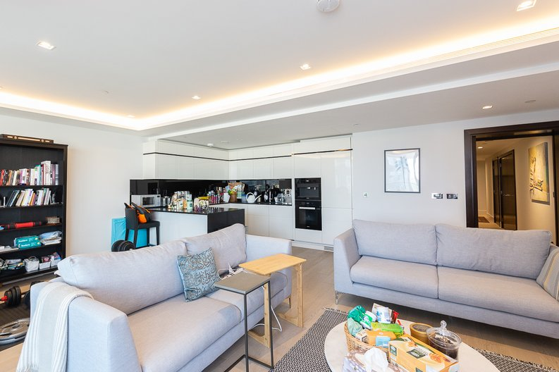 3 bedroom(s) apartment to sale in The Corniche, Albert Embankment, Vauxhall-image 1