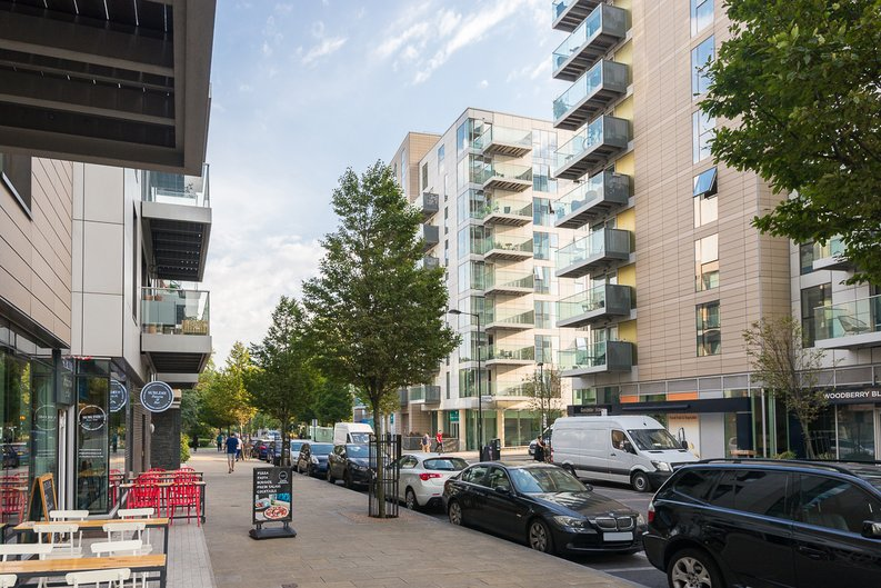 1 bedroom(s) apartment to sale in Goodchild Road, Woodbury Down, London-image 19