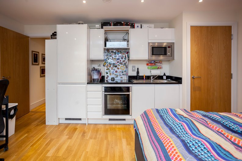 1 bedroom(s) apartment to sale in Slate House, Keymer Place, Limehouse, London-image 1
