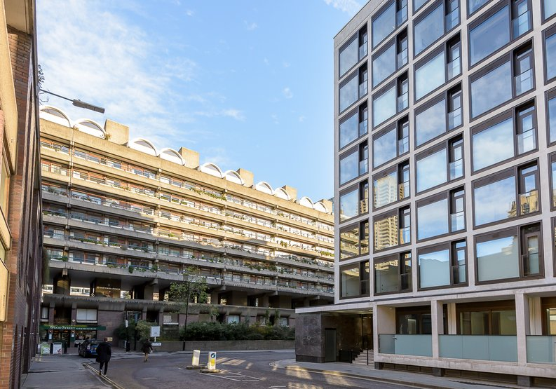 1 bedroom(s) apartment to sale in Roman House, Wood Street, Barbican-image 9