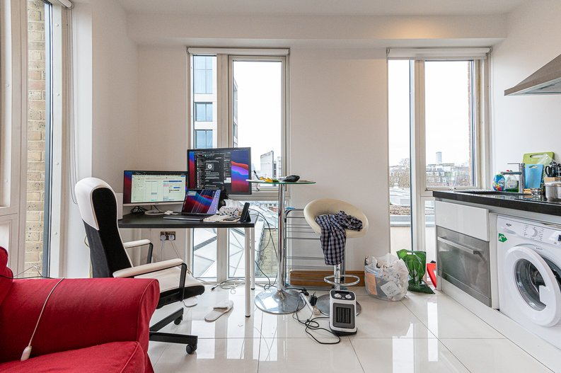 1 bedroom(s) apartment to sale in Churchway, King's Cross, London-image 6