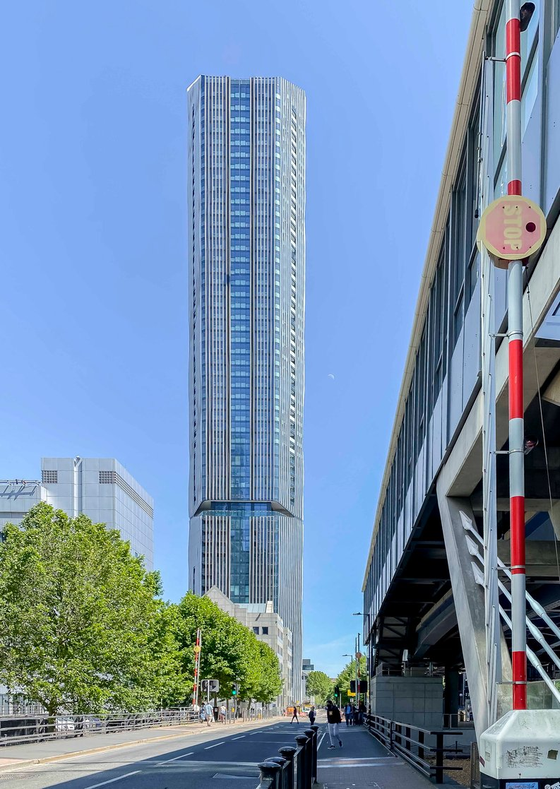1 bedroom(s) apartment to sale in The Madison, Marsh Wall, Canary Wharf-image 16