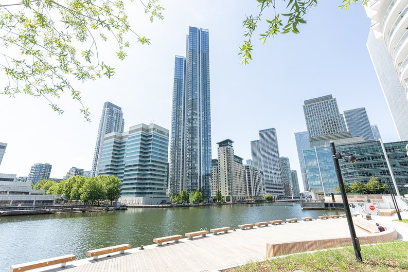 2 bedroom(s) apartment to sale in Marsh Wall, Canary Wharf, London-image 36