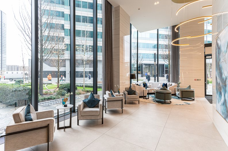 1 bedroom(s) to sale in Hampton Tower, South Quay Plaza, Marsh Wall, Canary Wharf-image 10