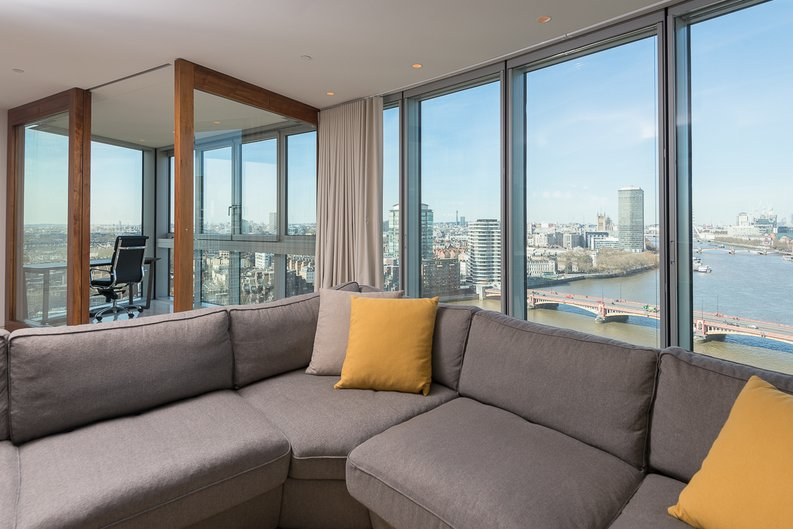 3 bedroom(s) apartment to sale in St George Wharf, Vauxhall, London-image 20