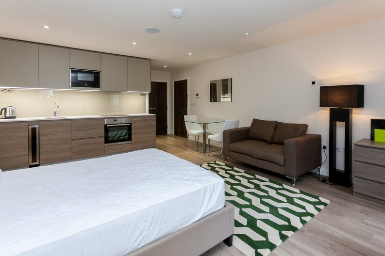 Studio apartment to sale in Golding House, 11 Beaufort Square, Colindale-image 7